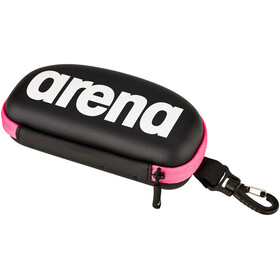 arena Goggle Case pink/black